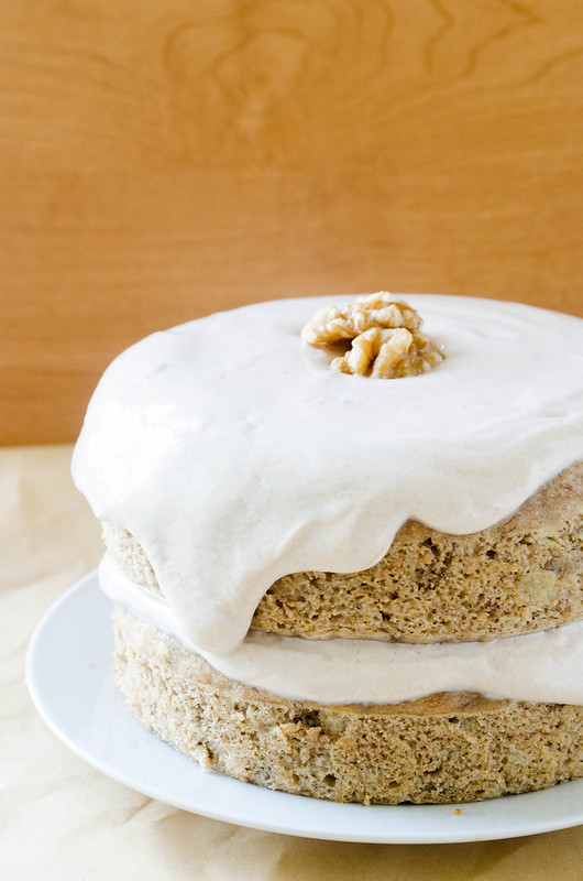 Banana Yogurt Breakfast Cake
