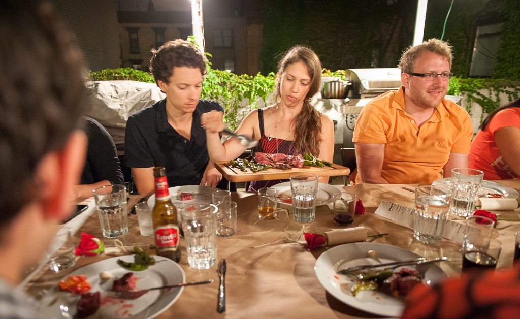 Forking Tasty Suppers - Vicki Cristina Barcelona