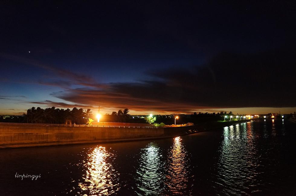 幾張夕陽隨拍 [NEX-5N]