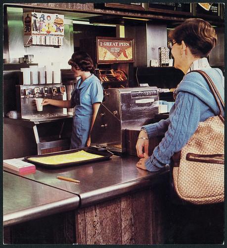 DLM Flash Cards - McDonalds - 2 of 6 - (c) 1978