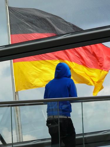 Berlin, Kuppel des Reichstages 2
