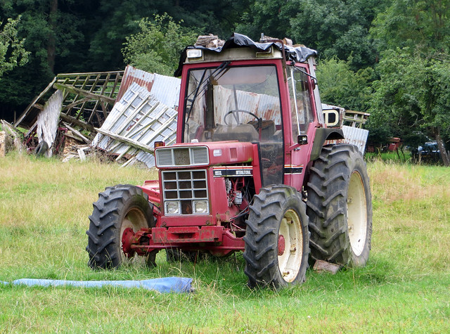 3 Cylinder International Tractor Parts : International cylinder tractors a gallery on flickr