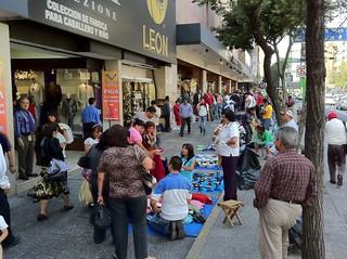 Day2-3 メキシコシティ街歩き