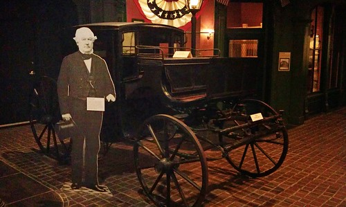 Millard Fillmore's carriage