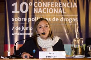 Ann Fordham.