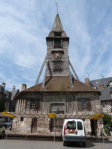 clocher église honfleur