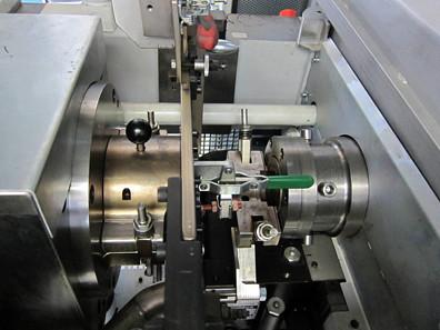 horizontal minting