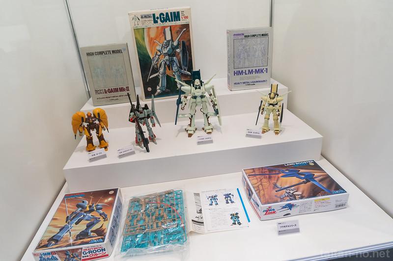 キャラホビ2013-リアルロボット博物館-DSC00499