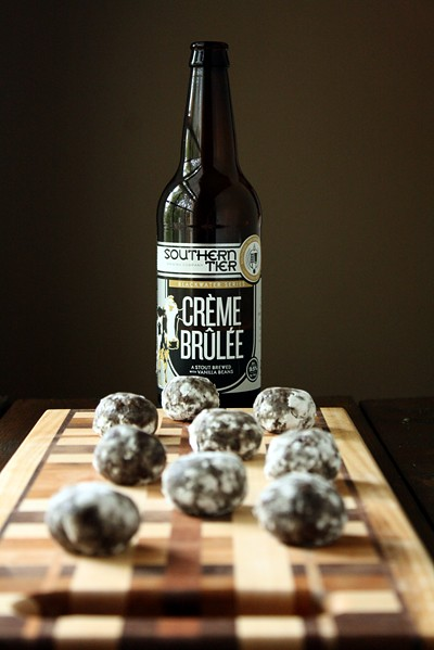 Oktoberfest Chocolate Beer Balls