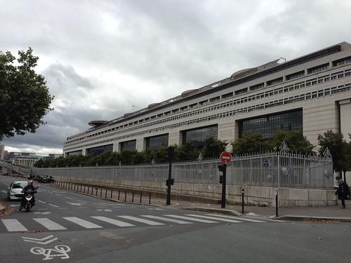 Bercy ministère des Finances