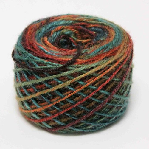 Marine Predator-plied and caked