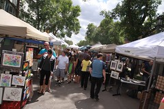 The Whyte Avenue Art Walk