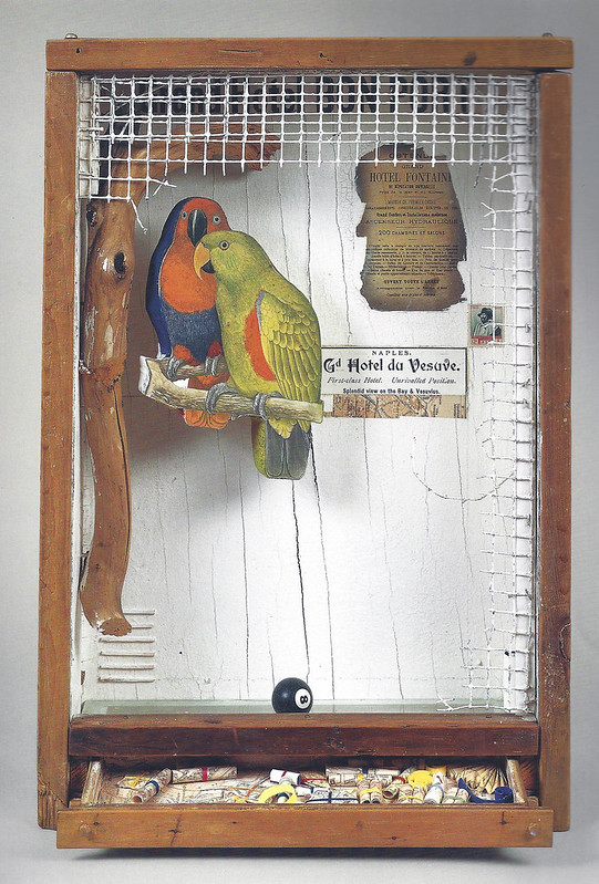 Joseph Cornell, The Caliph of BagDAD, c. 1954