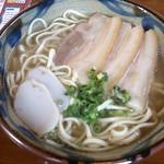 At 楚辺そば @ 楚辺そば 4sq.com/H777kD (posted via FlickSquare)