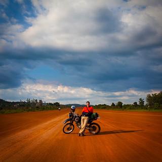 Peter Stuckings in Cambodia