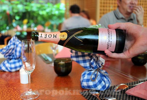Autumn Vintage Champagne Sunday Brunch @ The Ritz-Carlton Millenia Singapore