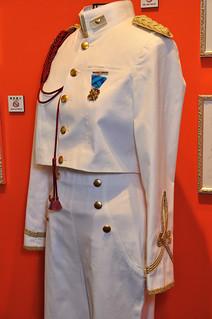 シェリル ステージ衣装 サヨナラノツバサ
