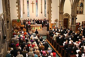 Congregational hymn singing