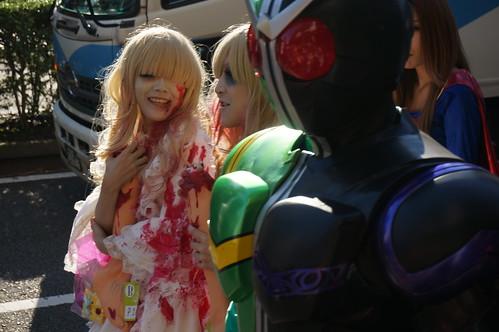 Kawasaki Halloween Parade 2013 13
