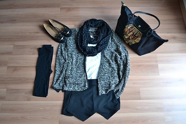 Outfit Locker und lässig (7)