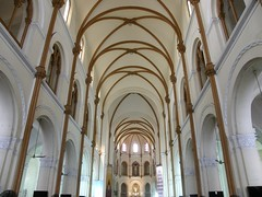 #2551 cathedral interior