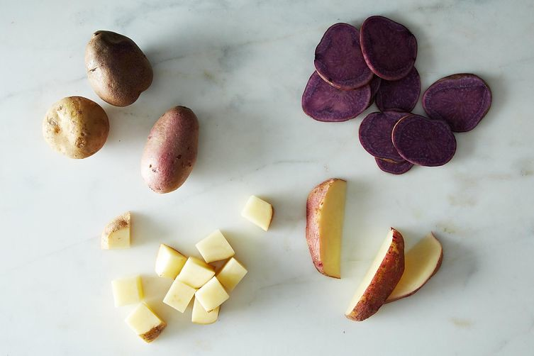 How Much Turkey (and Potatoes) Per Person, from Food52