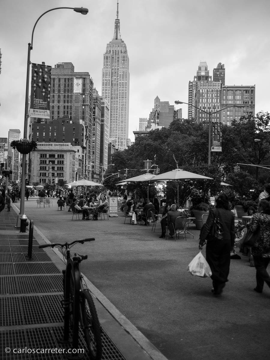 Madison Square y Empire State Building