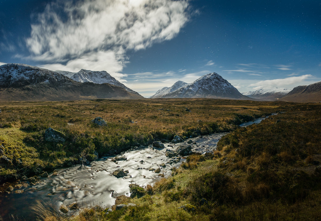 View of Glen Etive from Glencoe - Download Photo - Tomato to