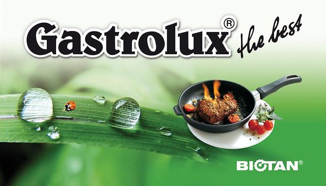 The Gastrolux logo.