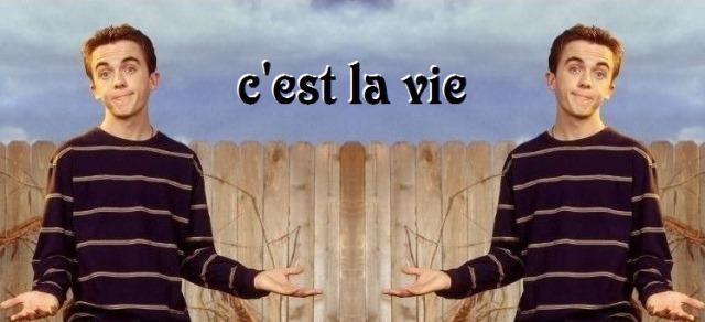 Frankie Muniz C'est La Vie