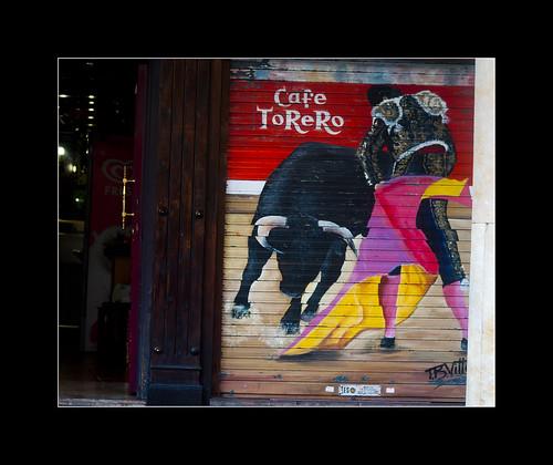 La tortura ni es arte ni es cultura by Argayu