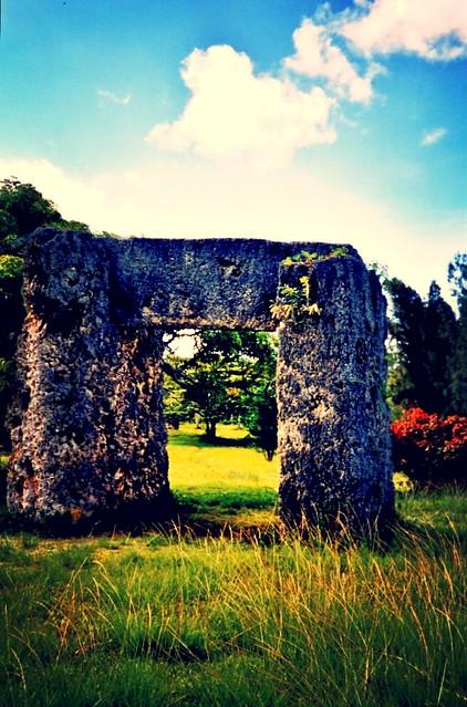 Ha'amonga 'a Maui trilithon, Tonga stonehenge