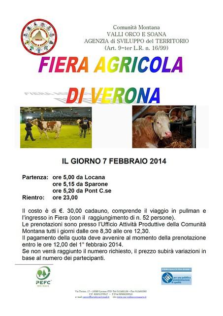 Fiera Agricola di Verona 2013