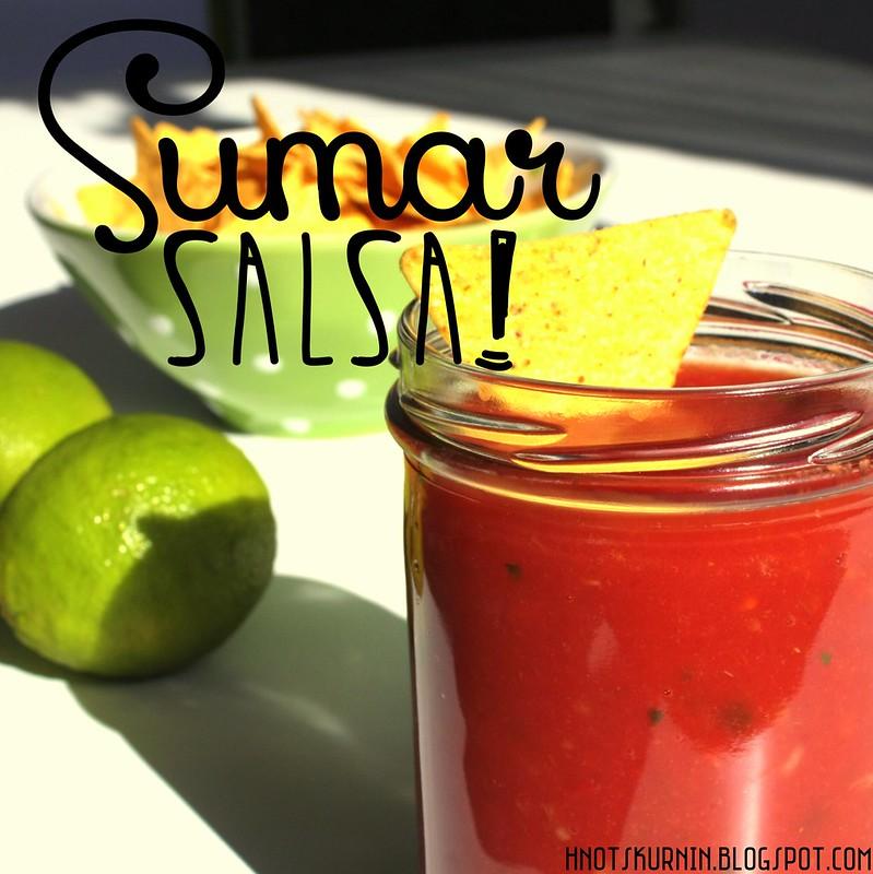 Sumar salsa!