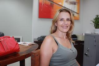 Claudia Drygala, da Zona Norte de SP, é pré-candidata a deputada estadual pelo Solidariedade
