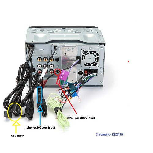 Kenwood Ddx470 Wiring    Diagram      Find image