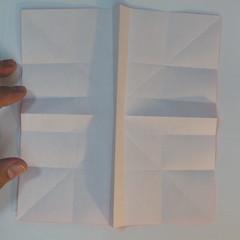 วิธีพับกระดาษพับดอกกุหลาบ 013