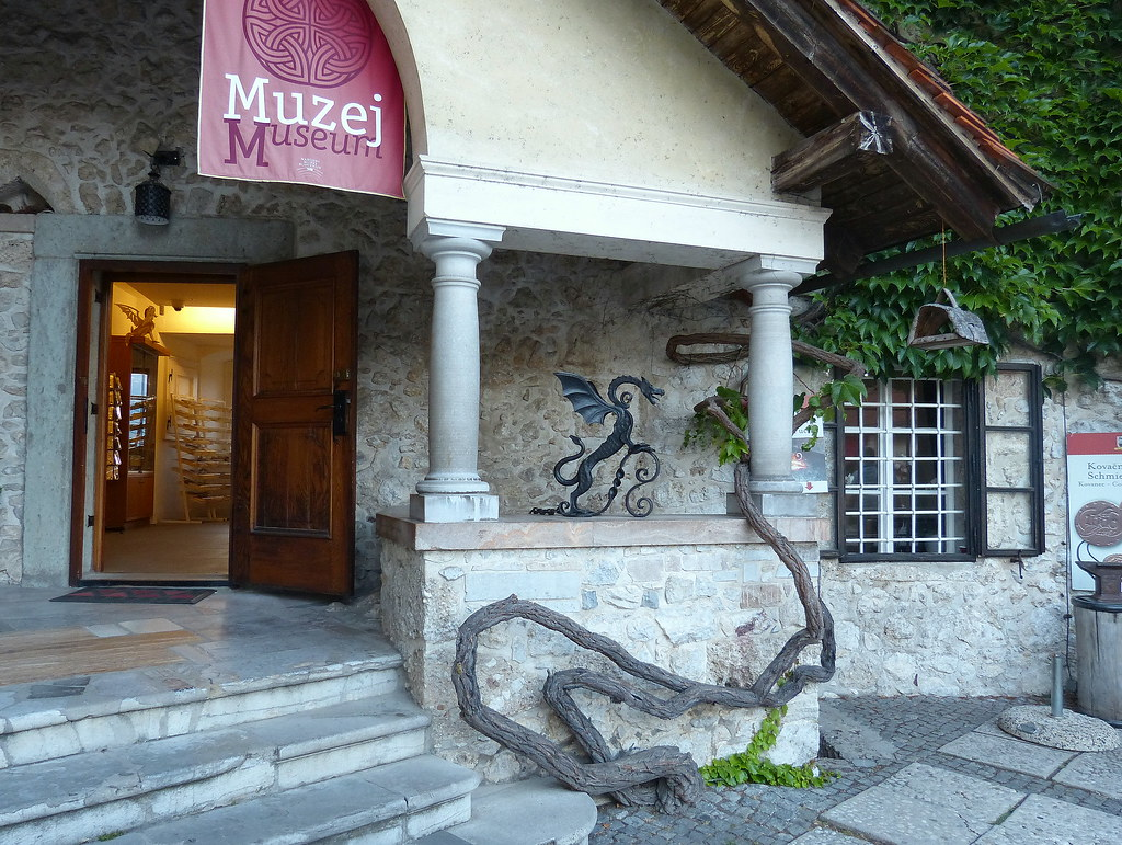 Museum in  Bled (Slovenia)