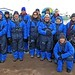 Naturetrek group ready for whale-watching (Peter Dunn)