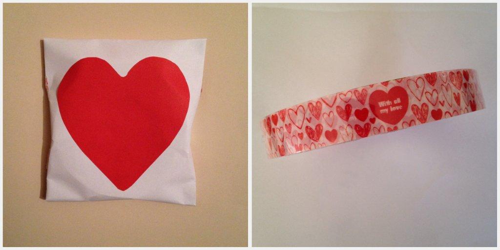 Valentine Tape