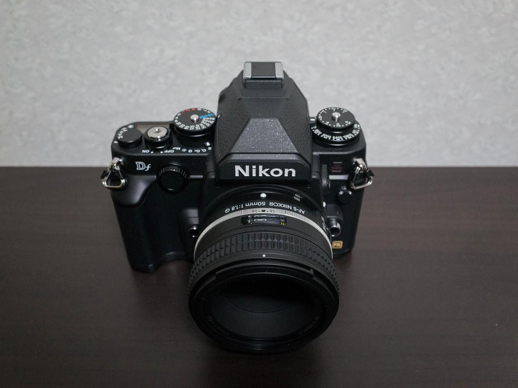 Nikon DF + AF-S NIKKOR 50mm F1.8