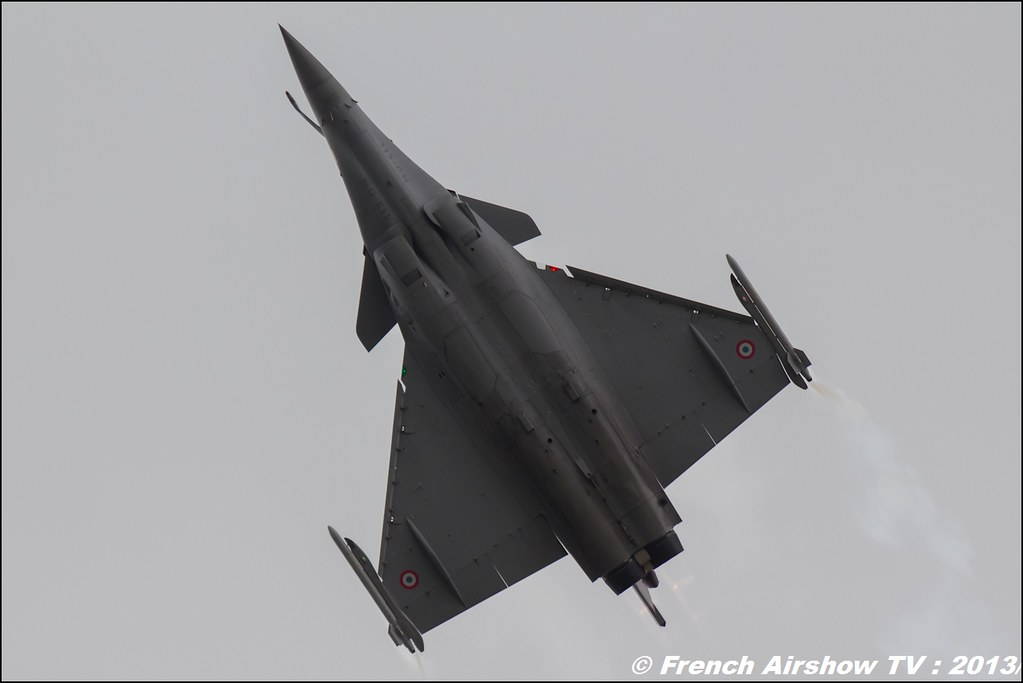 Rafale Solo Display ,Salon du Bourget 2013,Paris Airshow 2013