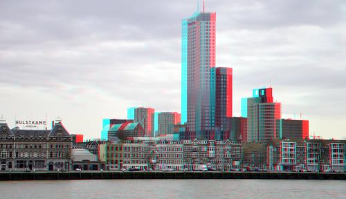Noordereiland Rotterdam Hyperstereo