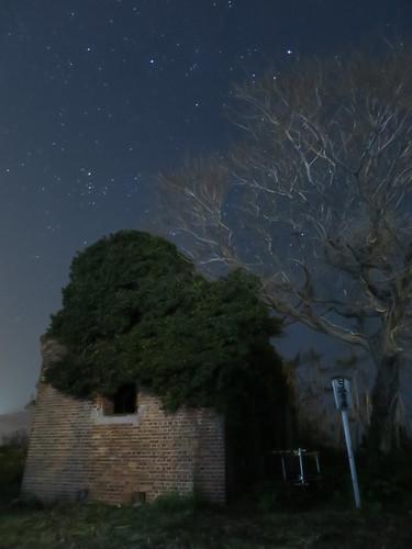 PowerShot S120 sample : Star Nightscape