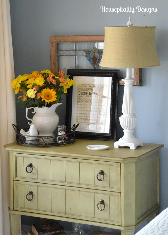 Guest Room Night Stand