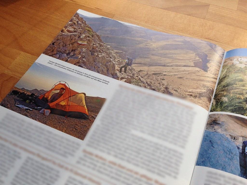 trekking Magazin 02/2014
