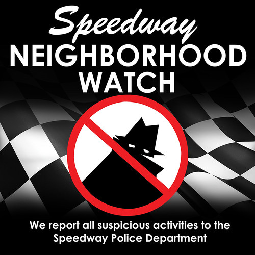 NEIGHBORHOOD WATCH-YARD SIGN