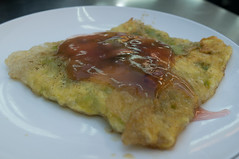 meal, breakfast, fried food, omurice, frittata, produce, food, dish, cuisine, omelette,