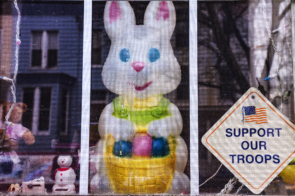 Easter-bunny-and-SUPPORT-OUR-TROOPS--Jersey-City