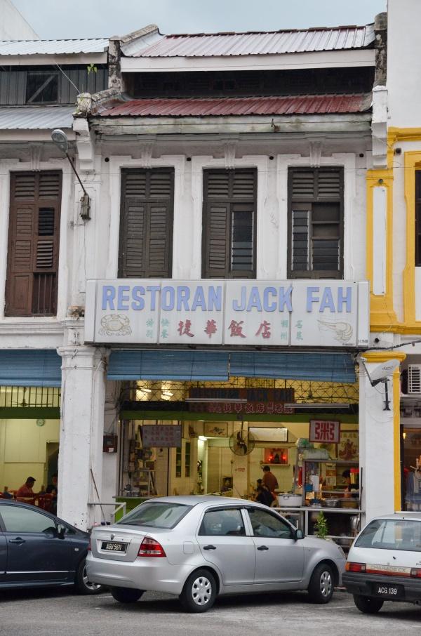 jack fah teochew porridge jalan masjid ipoh